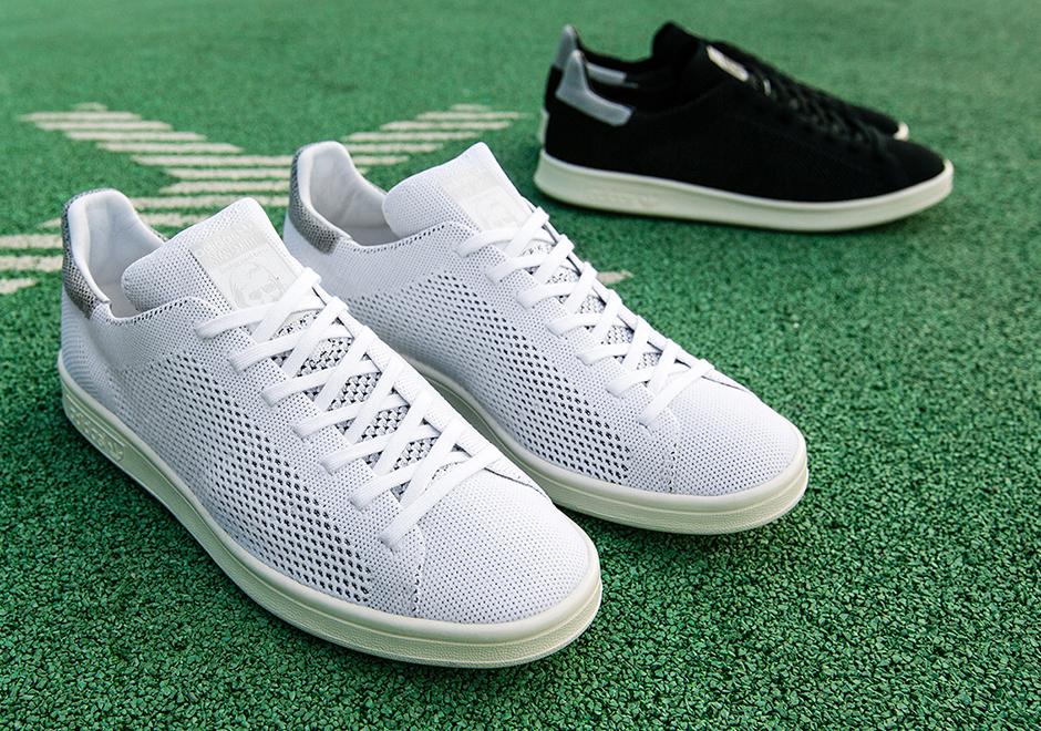 Adidas Stan Smith Knit Grey