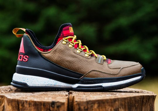 adidas Pays Homage to Portland's Hipster Culture with New D Lillard 1 Colorway