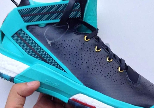New Colorways Of The adidas D Rose 6 Emerge