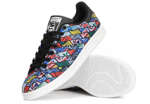 adidas star wars stan smith millenium falcon