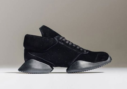 Should Rick Owens Use adidas Boost For His Designs?