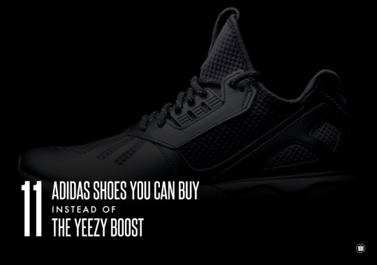 11 adidas Shoes You Can Buy Instead Of The Yeezy Boost