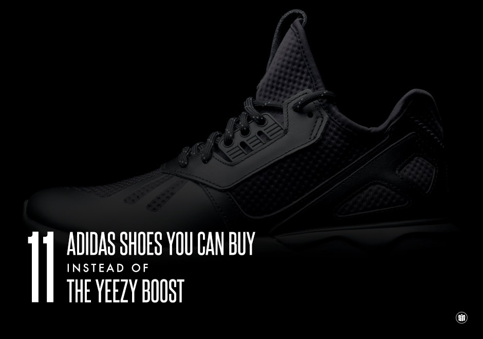 d49f9cd46 11 adidas Shoes You Can Buy Instead Of The Yeezy Boost - SneakerNews.com
