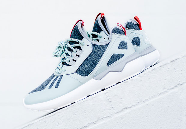 "If you had any worries about keeping your feet cozy and comfortable this fall, then fret no more because adidas has you covered with the Tubular Runner "" ..."