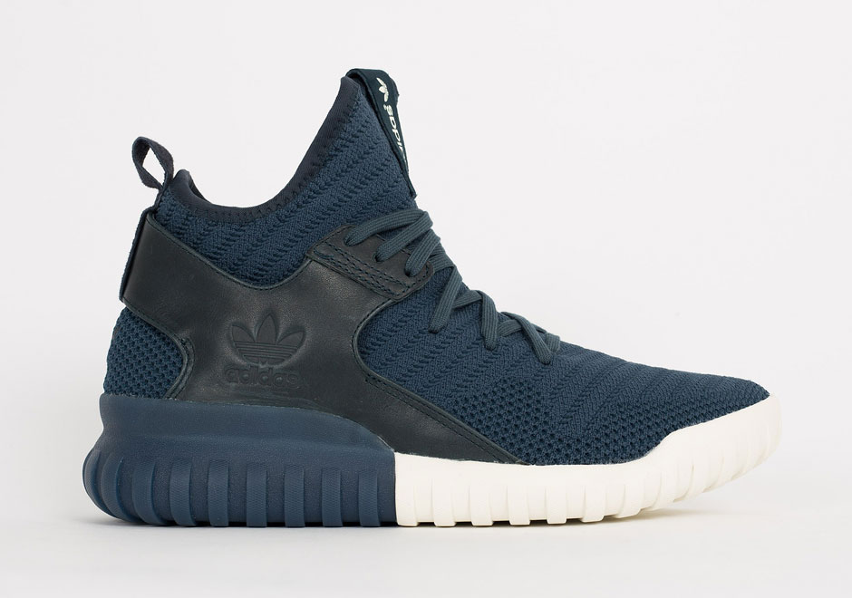 Adidas Tubular Navy Blue