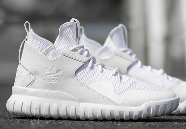 Adidas Originals Tubular X 'Tech Steel'