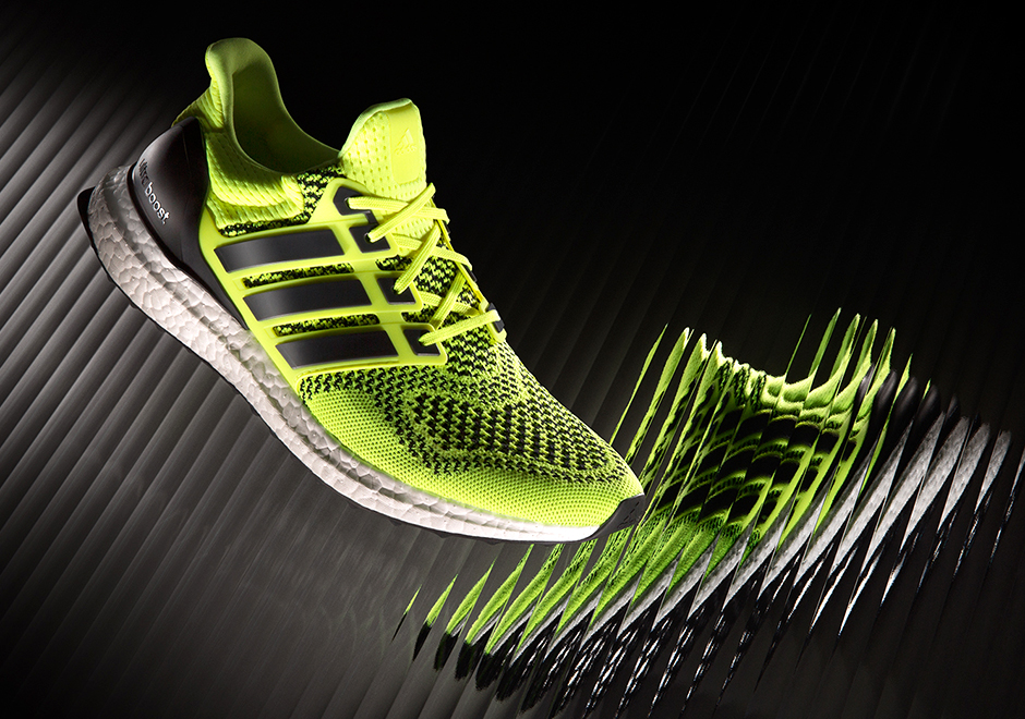 acheter en ligne df08f 07192 A Vibrant New adidas Ultra Boost Just Dropped - SneakerNews.com