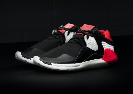 adidas Y-3 Continues To Raise Eyebrows With The QR Boost 1e4e7f590a