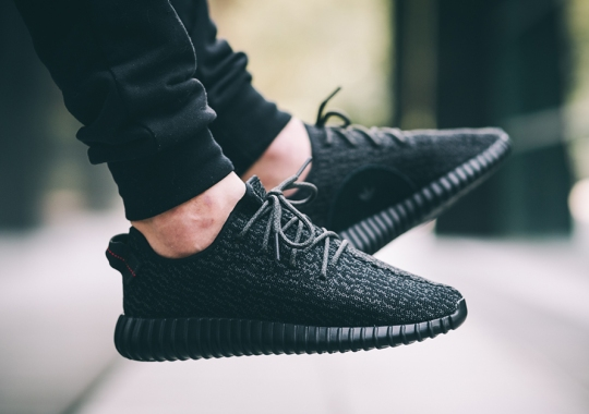 "According To Kanye West's Camp, These Yeezy Boosts Aren't ""Pirate Black"""