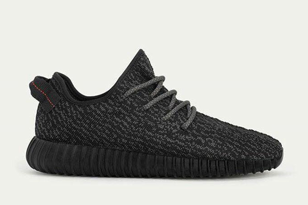 "Official Images Of The adidas Yeezy 350 Boost ""Pirate Black"""