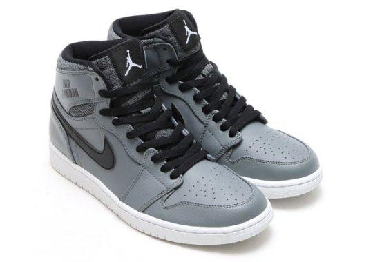 """The Air Jordan 1 Rare Air """"Cool Grey"""" Just Released In Asia"""
