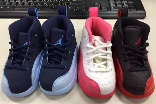 """Air Jordan 12 """"Flu Game"""" And More Confirmed For 2016"""
