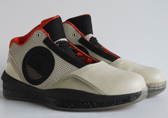 This Air Jordan PE Colorway Was Designed By Tinker Hatfield For Michael Jordan