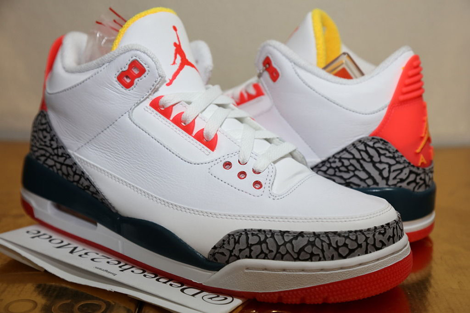 430d323a2ba5 This Rare Air Jordan 3 Collaboration Just Went Up For Sale - SneakerNews.com