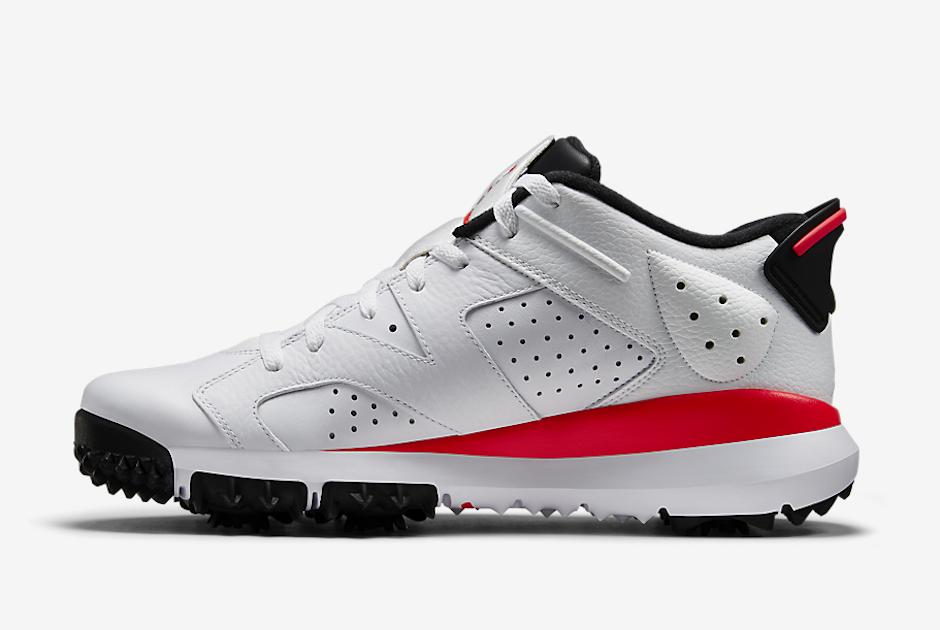 """Air Jordan 6 Low Golf """"Infrared"""""""