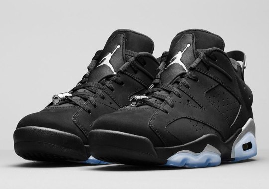 Here's A Look At The Last Jordan Release Of The Month
