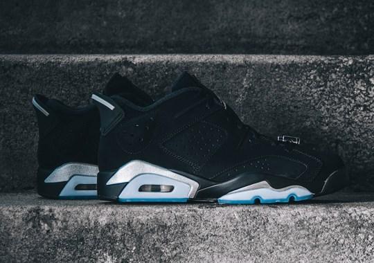 """Jordan Brand Welcomes Back An """"Original Retro"""" In The Air Jordan 6 Low"""