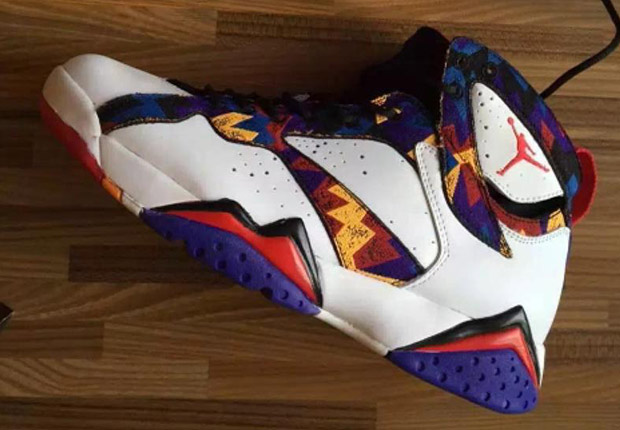 size 40 01a6f 8edad A First Look At The Air Jordan 7 Inspired By A McDonald s Commercial From  1992