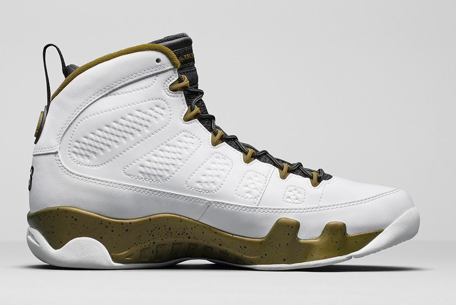 "Air Jordan 9 Retro ""The Spirit"""