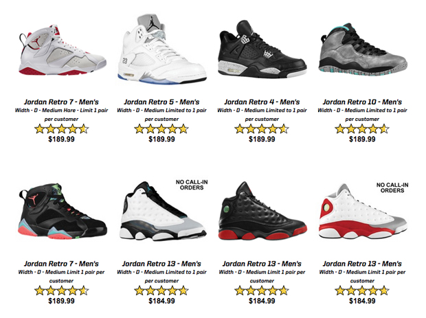 Get Ready For A Huge Jordan Restock Just In Time For Back To School Season 7b546cf4f