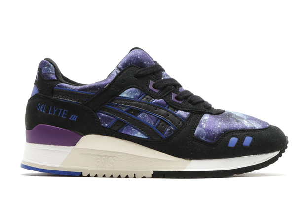 ASICS Tiger Goes To Space For Their Newest Gel Lyte III Releases