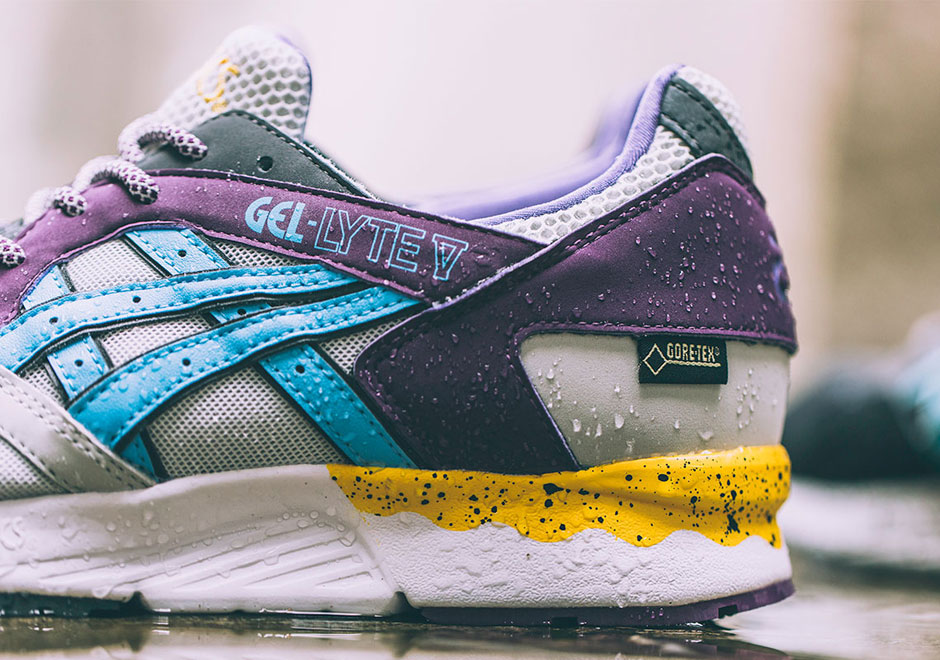 separation shoes aee3b 702b1 Gore-Tex Is Back On The ASICS Gel Lyte V - SneakerNews.com