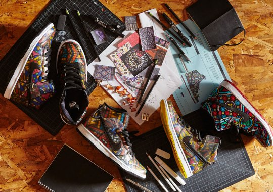 """SNEAKER NEWS VOLUME TWO Extended: Behind The Scenes Of The Concepts """"Grail"""""""