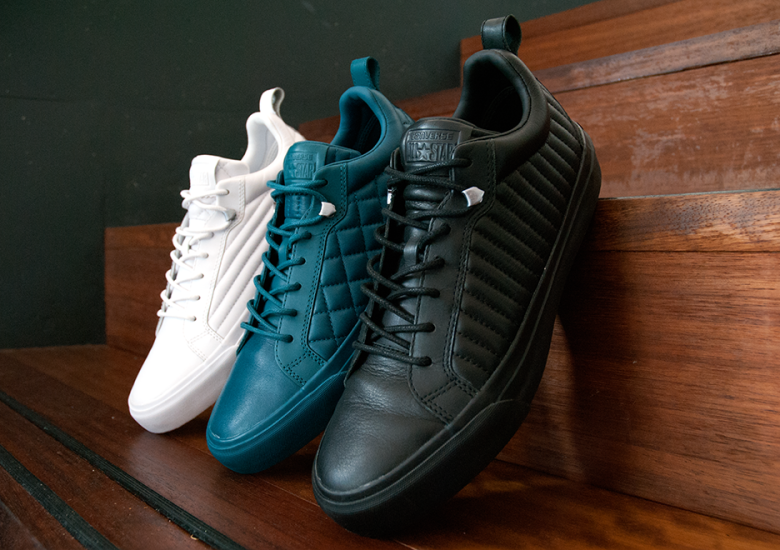 Converse Is Stepping Into The Luxury Sneaker Game