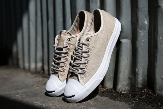 The Converse Jack Purcell Ox Is Already Ready For Fall