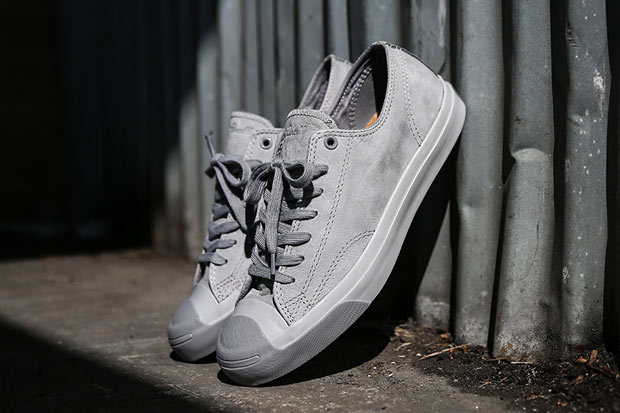 The Converse Jack Purcell Ox Is Already Ready For Fall good ... 9c66ed5b6