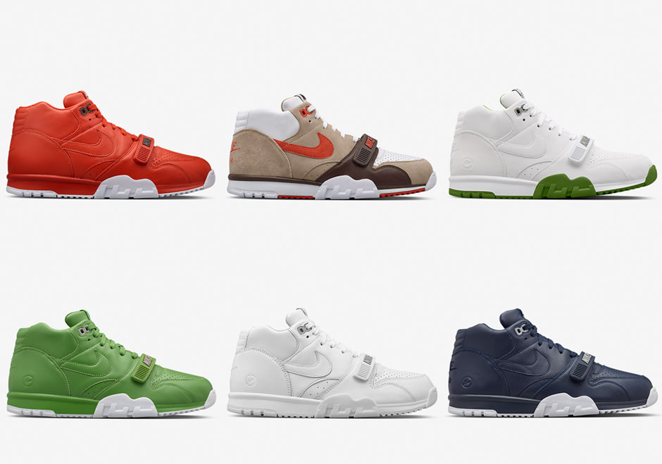 differently 4f157 79759 Is Nike Re-releasing Every fragment design x Air Trainer 1 Soon  -  SneakerNews.com