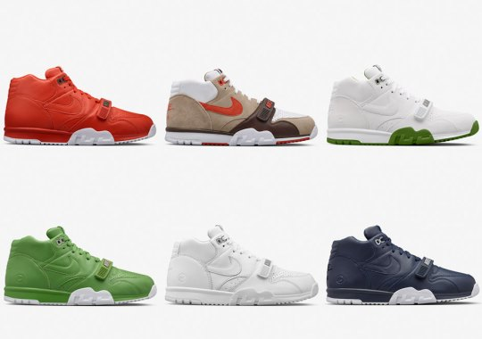 Is Nike Re-releasing Every fragment design x Air Trainer 1 Soon?