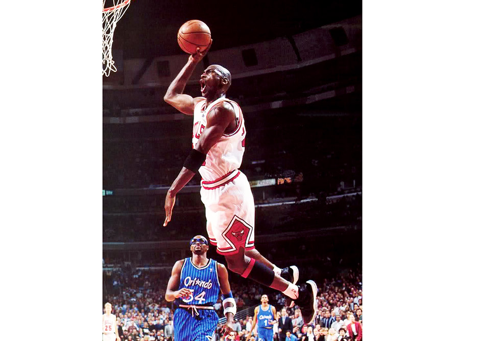 a0c974c6a8d Flashback to  95  The World Premiere of the Air Jordan XI ...