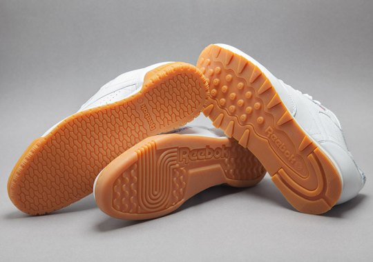 The Gummiest Gum Soles Ever Are Back On These Reebok Icons
