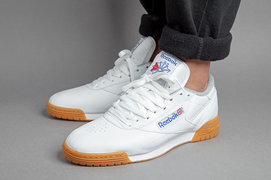 49ba5dab5e44 The Gummiest Gum Soles Ever Are Back On These Reebok Icons ...