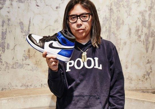 Nike Design Legend Hiroshi Fujiwara Just Hinted At Something Big At NikeLab Tomorrow