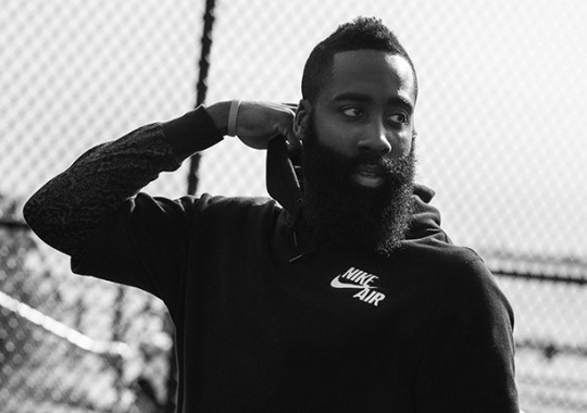James Harden To adidas? He's Still Wearing Nike