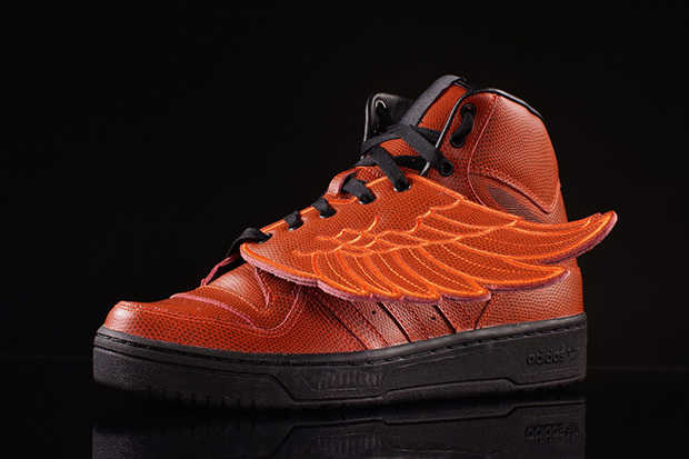 adidas js wings 2.0 bball - red