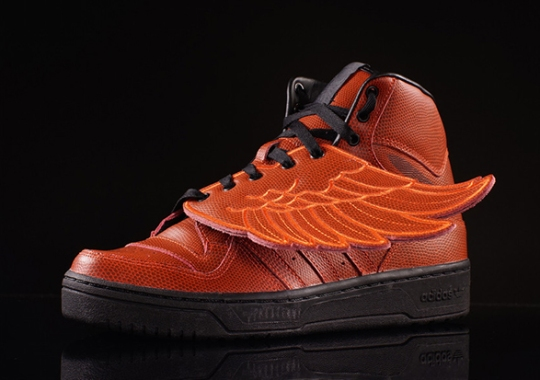 "Jeremy Scott Copied Jordan Brand With This New ""Wings"" Release"