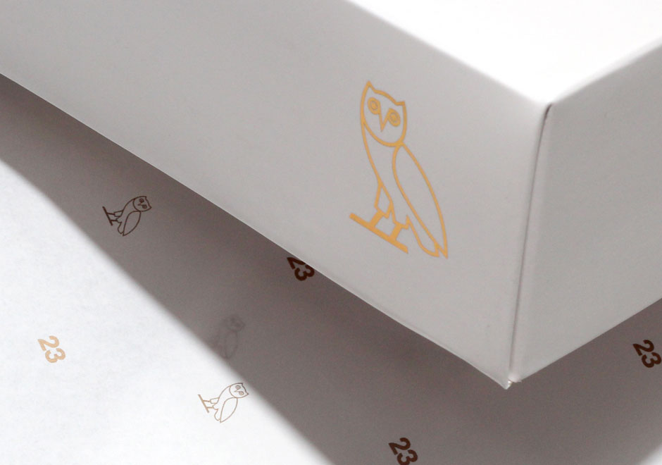 check out 953c0 81fff Official Packaging For The Air Jordan 10 Retro OVO