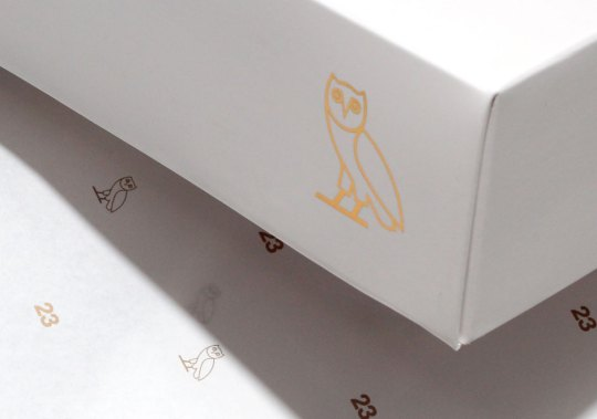 Official Packaging For The Air Jordan 10 Retro OVO