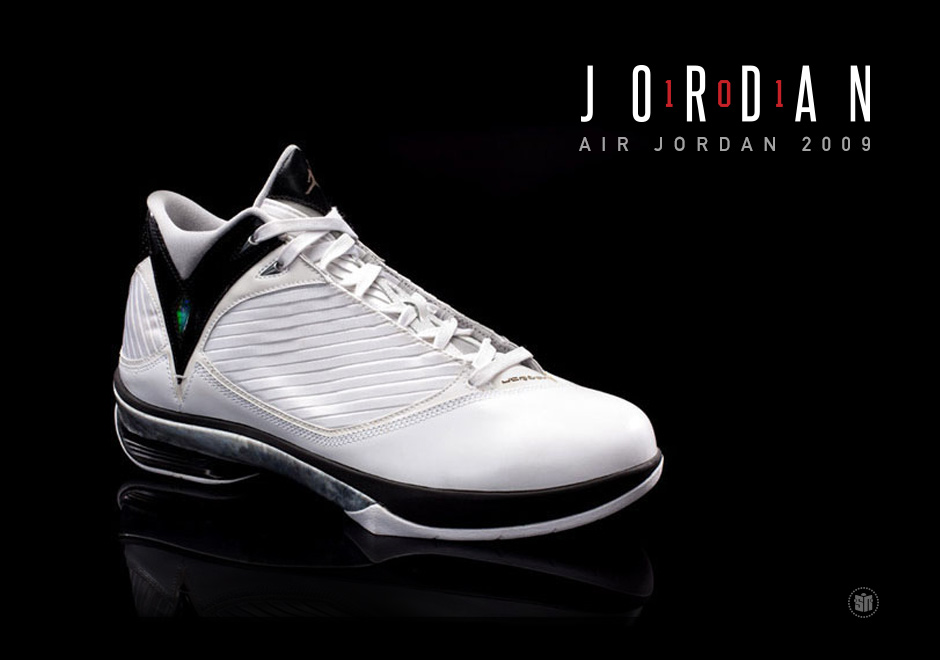 Jordan 101  The Diamond-Cut Performance of the Air Jordan 2009 395a9ba2d