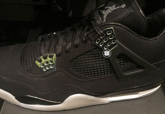 Exclusive Look At The Upcoming Eminem x Air Jordan IV
