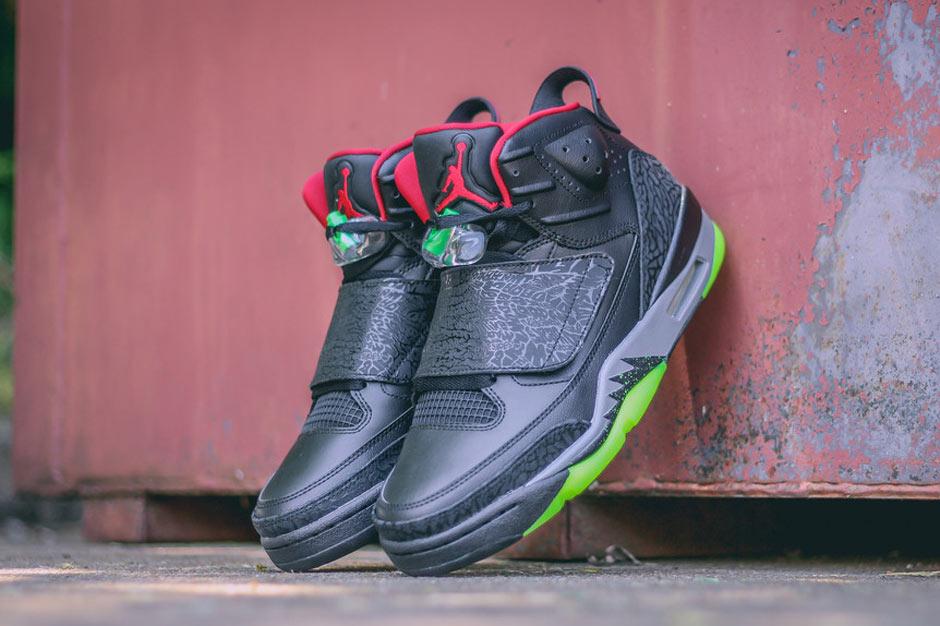 nike dunk filles - Yeezy Vibes on the Jordan Son of Mars - SneakerNews.com