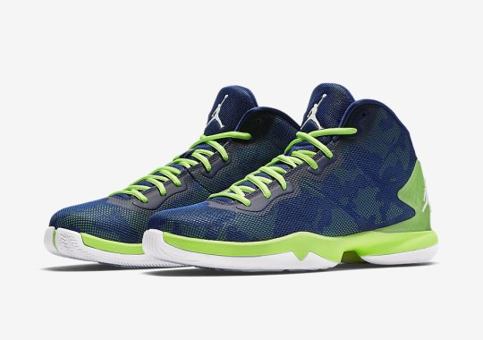 "Jordan Super.Fly 4 ""Seahawks"""