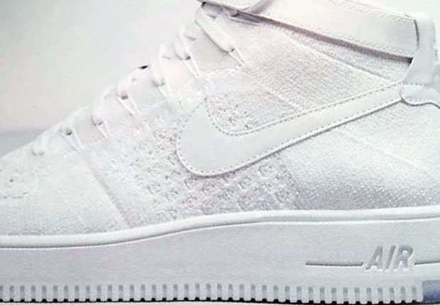 Air Force Shoes 2015 White