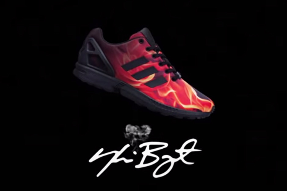 735a82354 Chicago Cubs Phenom Kris Bryant Has His Own adidas ZX Flux Pack ...