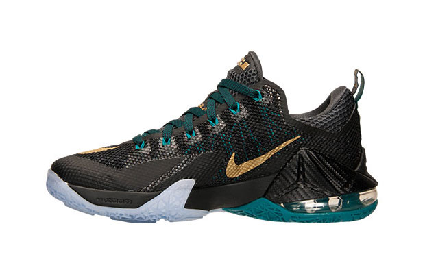 a36b763d5ff Nike Goes Back To Akron With The LeBron 12 Low