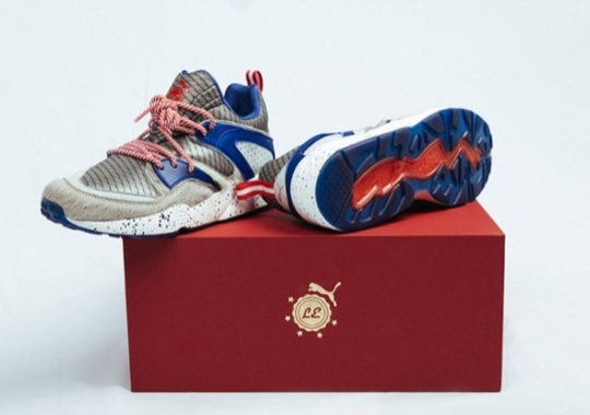 "Limited Edt. x Puma Blaze Of Glory ""City Of Lion"""