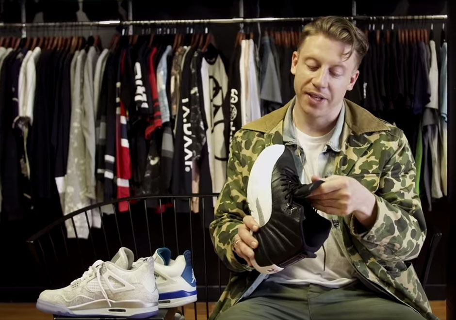 Macklemore Shoe Collection